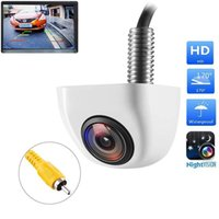 Car Rear View Cameras& Parking Sensors Camera Reverse 12V Color Image Video Night Vision 170 Degree Wide Angle Waterproof Backup For