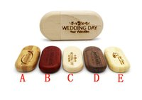 Usb 3.0 2.0 oval wood bean flash drives 128M - 16G Mmeory stick pendrive