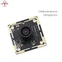 웹캠 5 메가 픽셀 120dB 와이드 다이나믹 카메라 모듈 30 프레임 Linux Android 광각 왜곡없는 USB2.0 인터페이스