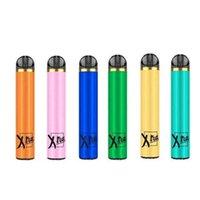 PuffBar Xtra Plus Disposable Vape Pen Electronic Cigarette 1500 Puffs 5ml Pod Kit Pre Filled pk Posh XL Bang XXL