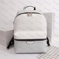 2021 Discovery Classic Designer мужчина студент рюкзак для мужчин Натуральная кожа двойной сумка на плечо сумка из ПВХ дизайн сумки школьные рюкзаки ноутбук 30230