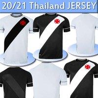 20 21 Club Vasco da Home Away Gama Futebol Jerseys 2020 2021 Maxi Rios Paulinho Fabiano Muriq Custom Tailândia Tailândia