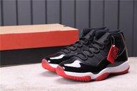 Jumpman 11s Concord 23 Unc Man Basketball Designer Chaussures Luxe Xi Noir Red Concord Concord Fashion Sport Formateurs avec vraie fibre de carbone