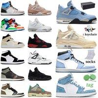 Nike Air Jordan 1 Jumpman 1 1s Zapatillas de baloncesto para mujer para hombre High OG Hyper Royal Mujer Zapatillas deportivas Zapatillas de deporte Tamaño 36-46
