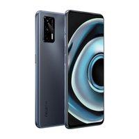 "Original Realme Q3 Pro 5G Mobiltelefon 6 GB RAM 128 GB ROM MTK Dimension 1100 64.0mp 4500mAh Android 6.43 ""Am gelöster Vollbild-Fingerabdruck-ID Gesicht Smart-Handy"