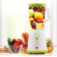 Juicers Electric Juice Blender Retro Fruit Juicer Baby Food Milkshake Mixer Multifunction Maker Machine Portable