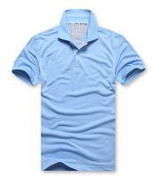 TOMMY Erkek Polos Gömlek Yaz Polo Tops Nakış Erkekler Kadınlar Yüksek Sokak Rahat Üst Tee Boyutu S-6XL