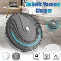2021 hot sale2021 NEW Robot Vacuum Cleaner Smart Vaccum Cleaner for Home Automatic Dust Removal Cleaning Sweeper Remote Control