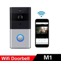 Video Doorbell Remote Wireless Door Bell Voice Intercom Monitoring Smart Deurbel Doorbells