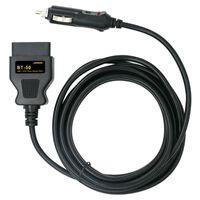 Leitores de Código Ferramentas de Digitalização Autool BT50 OBD II Poder de Emergência de ECU para Conector de Interface de Memória de Fonte de Fonte DC