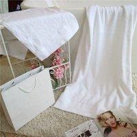 3pcs Bath Towel Sets Luxurious Square Beach And 3 piece 1 set Cotton Fabric Soft Comfortable