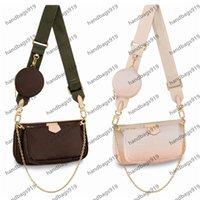 bolsas de ombro bolsa bolsa bolsa bolsas mulheres messenger mini mahjong multi pochette acessos 3 pcs funcional crossbody múltiplos cor de cor de cor919 2021