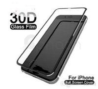 9D aluminium ze stopu aluminium szkło dla iPhone 12 6 6S 7 8 plus ekran ekranu Protector XR XS MAX Glasse Ochronne
