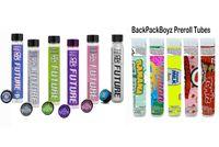 2020 Future BackPackboyz Pro-Rolls Packaging Joke's Up Runtz Moonrock Dankwoods Potheads Cure Giunti Tube Packaging Packaging personalizzato