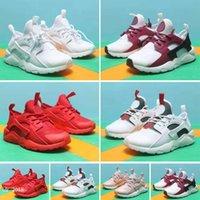 2021 Huarache Ultra 4.0 Hurache Shoes for kids men sole Triple White Black Huraches Sports Huaraches kids Sneakers Harache Mens shoes qfT