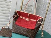 متوسط الحجم 32 سنتيمتر جودة جلد طبيعي مصممين أكياس التسوق المرأة والرجال محفظة محفظة حقيبة crossbody حقائب حامل البطاقة حقيبة الكتف