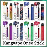 Wholesale Kangvape Onee Stick e Cigarettes 1900 Puff 6.2ml et Alpha Apape Vape Stylo 2200 Puffs Dispositifs de pod jetables 8,5 ml