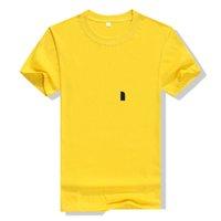 T-shirt da uomo Streetwear T-shirt uomo estate manica corta Donne Tees Boy Quick Dry Top traspirante Sport Moda T-shirt allentata lettera stampa hip-hop ins