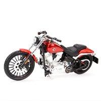 Maisto 118 2016 Breakout Die Gussfahrzeuge Sammeln von Hobbies Motorrad Modell Spielzeug
