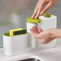 Acessórios de cozinha Sofro Soap Dispenser Garrafa de garrafa de plástico para banheiro e cozinha líquido Organize Gadgets de cozinha 210319