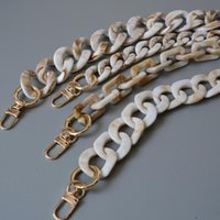 Bag Parts & Accessories Acrylic Handle Resin Chain Strap Belt Accessory DIY Replacement Bags Shoulder Links