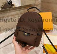 Классические роскоши дизайнерские маленькие сумки сумки мода женские высокое качество матери напечатанные сумка 2021 леди мини-рюкзак стиль женщины сумка