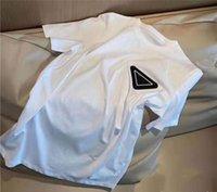 أزياء المرأة تي شيرت إزحام مطبوعة جديد وصول ملابس رجالي عارضة القمصان للرجال مع رسائل مطبوعة تي شيرت حجم S-2XL