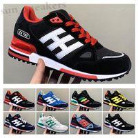 Adidas Originals ZX750 2019 Atacado EDITEX Originals ZX750 Sneakers zx 750 para homens e mulheres Atlético respirável Running Shoes frete grátis Tamanho 36-44 RG01