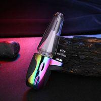 Originale W2 DABCOOL ELETTRONIC E-Cigarette Kit di sigaretta Concentrato Shatter BUDDER DAB Rig Vape Kit con 4 Impostazioni di calore Lunga durata VS SOC