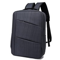 Backpack Casual Men Laptop Waterproof Male Back Pack Large Capacity Light Leisure Student Computer Bagpack