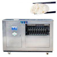 Machine à cuit à la vapeur en acier inoxydable commercial 220V Pain automatique Formant des processeurs Food