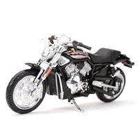 Maisto 118 2006 VRSCR Street Stab Die Gussfahrzeuge Sammeln von Hobbies Motorrad Modell Spielzeug