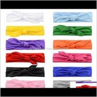 1 Adet Tatlı Kız Yaylar Elastik Bantsturban Düğüm Ployester Takı Koruyucu Headwear 589 Q XVWMU FJQ6E