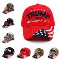Cappellino da baseball americano ed europeo Camouflage Brutto Trump Cappello 2024 Cappuccio elettrico presidenziale US Presidenziale Cappuccio sportivo regolabile per uomo e donna
