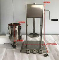 Équipement de transformation des aliments Free 304stainless Steel Sans 5L Espagne faisant la machine Churros Maker IDMN