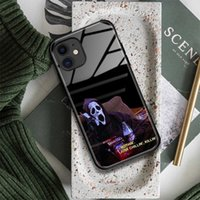 Vintage Halloween Meme Glass Soft Silicone Phone Case FOR IPhone SE 6s 7 8 Plus X XR XS 11 12 Mini Pro Max Sumsung Cover Shell