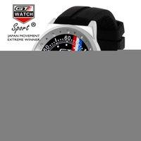 GT Männer Sport Mode Sile Band Herrenuhr Quarz-männliche Uhr Relogio Masculino Relojes Hombre 2021