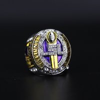 2019 NCAA LSU National football champions ring newest championship rings for fans