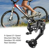 Bike Derailleurs RD-M390 Rear Derailleur 7 8 9 Speed For Acera MTB Bicycle DerailleurTransmission