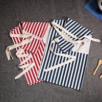 и конопляная кухня хлопчатобумажная нефтяная утолщенная фартук приготовление защитная одежда Корейский мода простой взрослый крышка 962 R2