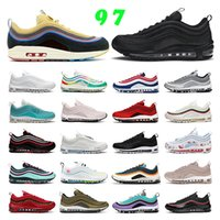 air max 97 Court ارجواني ساوث بيتش Barely Rose ثلاثية ابيض اسود Have a day womens trainer حذاء رياضي رياضة مقاس 36-45