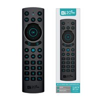 G20S Pro Voice Backlit Smart Air Mouse 2.4G Wireless Gyroscope IR Learning Google Assistant Remote Control For TX6 X96 H96 Android TV BOX