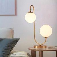 Floor Lamps Modern LED Crystal Table Lamp, Nordic Lighting, Living Room, Bedroom, Bedside Table, Restaurant Decoration Accessories