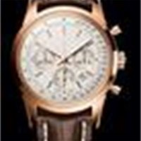 Blanco banda de cuero marrón para hombre reloj de floding de cierre de cuarzo Movimiento de la moda reloj de pulsera 1884 calidad Donatella