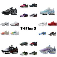 Tn plus 3 III shoes Boots turned stock sports sneakers ultra se laser blue mens womens running all blacks rugby white trainers DH-S59