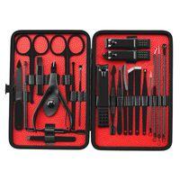 Nail Art Kits 15Pcs 23 Pcs Professional Manicure Clipper Set Household Stainless Steel Eagle Hook Portable Tool