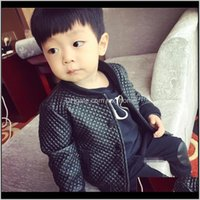 Jackets Outwear Baby Clothing Baby, & Maternity Drop Delivery 2021 Sqbcmw Kids Spring Autumn Clothes Children Jacket For Boys Outerwear Child