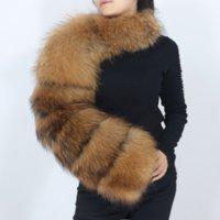 OFTBUY 2021 New Winter Jacket Women Natural Real Raccoon Fox Fur Sleeve Coat Ladies Fashion One Sleeve Outerwear Streetwear