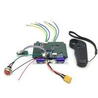 24V 벨트 듀얼 모터 일반 전기 원격 제어 스쿠터 컨트롤러 긍정적 인 Xuanbo 듀얼 드라이브 벨트 모터 제어 보드
