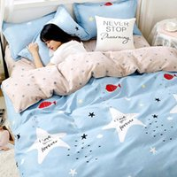 Bedding Sets Queen Size Comforter Double Bed Sheet Sheets Com...bedsheet Set A Of Bed-in-line...bed Linen 90